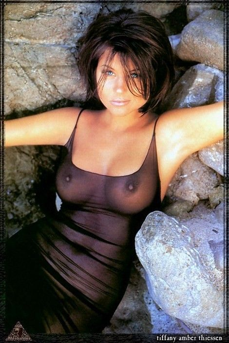 Accept. nude tiffani amber thiessen