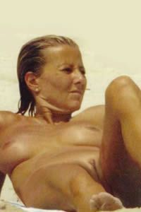 claire chazal nue