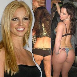 britney spears nue